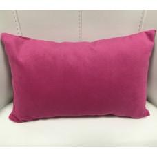 Диванные подушки из велюра Amore 18*30 см (изготовление под заказ)