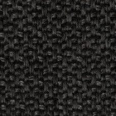 Рогожка обивочная ткань для мебели Baltimore 96 dark grey, темно-серый