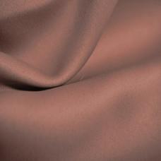 БлэкАут интерьерная ткань для штор и портьер, Негорючая Нить, Термотрансфер, ширина 300 см, терракотовый