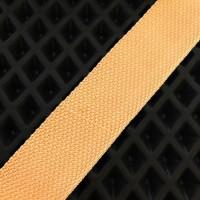 Лента окантовочная стропа для ковриков бежевая