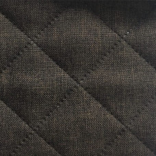 Рогожка обивочная ткань для мебели Falkone Sq-M brown термопайка