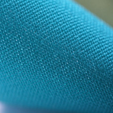 Габардин интерьерная ткань для штор и портьер, 150 см, голубой филин