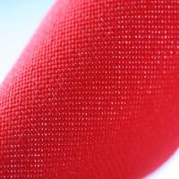 Габардин интерьерная ткань для штор и портьер, 150 см, красный снегирь