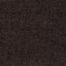 Рогожка обивочная ткань для мебели Hugo 25 Dk. Brown, темно-коричневый