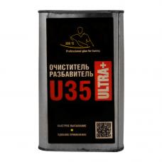 Разбавитель-очиститель жидкий 888 Ultra U35 в железной банке 1 л.