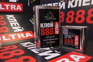 Клей 888 ultra