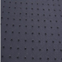 Ковролин на подложке для автомобильных ковриков  ворс 5 мм, черный