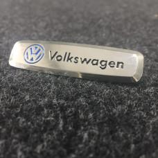Шильдик для автоковриков volkswagen