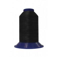 Нитки PolyArt 20/3 500 МТ(901) черный