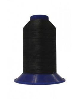 Нитки швейные polyart 10/3 750 мт(901) черный