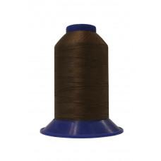 Нитки PolyArt mt 20/3  1500(0086) коричневый