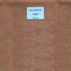 Микровельвет ткань для мебели Suedine 1447 terra