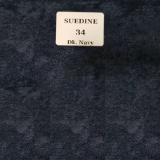 Микровельвет ткань для мебели suedine 34 dk. Navy