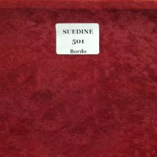 Микровельвет ткань для мебели suedine 501 bordo