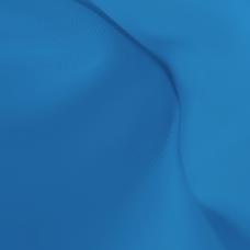 Таффета Эксклюзив Ровный Край, Негорючая, Директ, Термотрансфер, василек