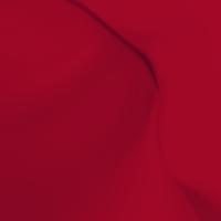 Таффета негорючая, термотрансфер, красный какаду