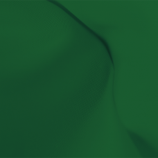Таффета негорючая, термотрансфер, зеленый павлин