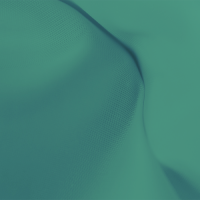 Таффета негорючая, термотрансфер, зеленая мята