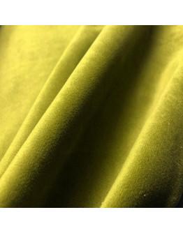 Обивочная ткань для мебели велюр trinity 12 green, зеленый