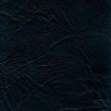 Искусственная кожа, кожзам  черная декор 24