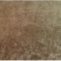 Флок обивочная ткань для мебели anfora 3396 антикоготь, коричневый