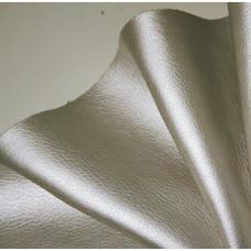 Мебельная экокожа Cayenne, серебристый, толщина 0,85 мм