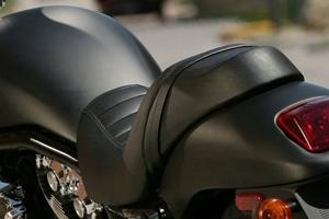 Для перетяжки сидений мотоцикла
